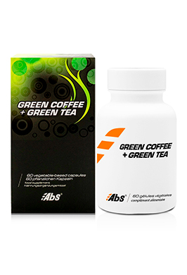 Green coffee + Green tea